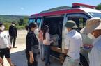 Phú Yên: Tặng quà, điều ô tô đưa 13 bà con làm thuê về Quảng Ngãi an toàn