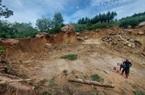 Vụ loạn khai thác đất ở Bình Định: Đoàn xe Chiến Thắng múc đất lậu, trách nhiệm thuộc về ai?