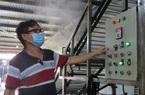 Phú Yên: Nông dân Việt Nam xuất sắc 2021 áp dụng công nghệ làm bánh phở sạch