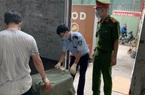 """Kinh hoàng 7 tấn nầm lợn không nguồn gốc được vận chuyển trên xe """"luồng xanh"""" về cho dân ăn"""