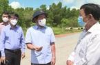 """Quảng Ngãi: Chủ tịch tỉnh chỉ đạo gỡ vướng 2 dự án đường nội thành thi công """"rùa bò"""""""