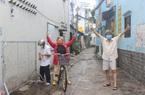 Dân Sài Gòn mừng vui như tết khi các chốt lớn nhỏ được tháo dỡ