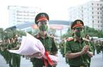 650 cán bộ, học viên Học viện Cảnh sát nhân dân vào Nam chống dịch
