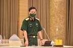 Tướng Quân đội: Nhiều cán bộ, chiến sĩ có người thân qua đời hoặc vợ con nhiễm bệnh nhưng không về được