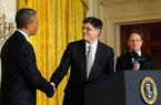 Obama đề cử Jack Lew làm Bộ trưởng Tài chính Mỹ