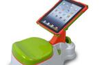 """Thiết bị giúp trẻ em vừa """"giải quyết"""", vừa đọc iPad"""