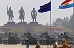 Myanmar chi khủng cho quốc phòng