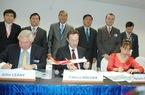 VietJetAir sẽ phát triển với hơn 100 tàu bay Airbus.