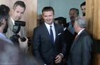 Beckham làm đại sứ cho hãng xe hơi Jaguar