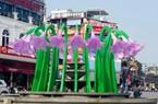 Đèn hoa Quảng trường Đông Kinh Nghĩa Thục: Sẽ không to tát nếu...