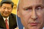 Trung Quốc bắt tay Nga chống lại IS