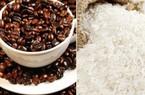 Giá gạo, cà phê giảm nhẹ