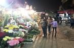Ảm đạm chợ hoa khủng Hà Nội ngày giáp Tết
