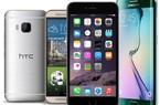 Thế giới lập kỷ lục về doanh số smartphone trong năm 2015