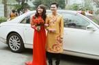 Nam Cường rước dâu ở Hà Nội bằng siêu xe 20 tỷ