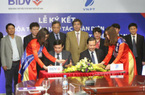 BIDV cam kết thu xếp vốn cho  VNPT 25.000 tỷ đồng