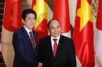 Thủ tướng Nhật Bản tuyên bố sẽ đóng tàu tuần tra mới cho Việt Nam