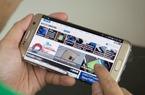Samsung Galaxy S7 Edge gặp lỗi màn hình