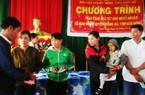 100 suất quà cho đồng bào nghèo xã Nâm Nung