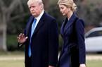 Con gái Trump bắt đầu có quyền lực trong chính quyền?