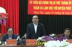 Bí thư Hà Nội: Cán bộ nên tập trước gương để ứng xử với dân