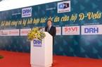 """DRH khởi công dự án giữa """"trái tim"""" quận 7"""