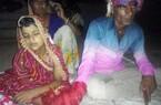 Thảm cảnh của cô dâu 6 tuổi bị ép lấy chồng già