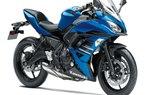 Kawasaki Ninja 650 màu mới, rẻ hơn 38 triệu đồng ở Việt Nam
