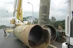 Đường ống nước sạch sông Đà được sản xuất thế nào lại vỡ liên tục?