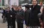 Trưởng BTC T.Ư, lãnh đạo Quảng Ninh trực tiếp tiễn thợ mỏ về ăn Tết