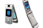 Điện thoại ăn khách nhất Motorola RAZR sắp hồi sinh