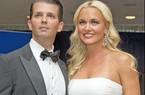 Con trai cả của Tổng thống Trump có thể sắp ly hôn