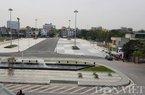 Quảng Ninh: Quảng trường tiền tỷ chưa xây xong đã hư hỏng