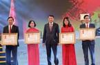 Agribank Nghệ An đón Huân chương Lao động Hạng Nhất