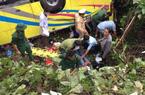 Khởi tố tài xế xe khách vượt ẩu, lao xuống vực trên đèo Hải Vân