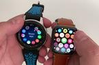 So sánh Samsung Galaxy Watch và Apple Watch Series 4