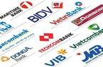 Top 10 ngân hàng vạn tỷ: Techcombank vượt mặt hai ông lớn BIDV và Vietinbank