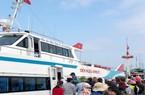Quảng Ngãi: Đưa tàu khách siêu tốc 2 thân gần 20 tỷ vào hoạt động