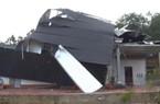 Thái Nguyên: Dông lốc lớn trong đêm gây thiệt hại lớn về tài sản