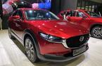Cận cảnh Mazda CX-30 tại Singapore Motor show, giá từ 2,12 tỷ đồng