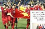 Chuyện chia thưởng ở tuyển Việt Nam: Nhìn cách cư xử của HLV Park Hang-seo