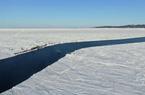 536 ngư dân Nga mắc kẹt trên tảng băng trôi khổng lồ