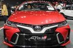 Cận cảnh Toyota Corolla Altis GR Sport đối thủ cạnh tranh với Honda Civic