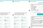 Nhà mạng dùng chatbox thay thế nhân viên CSKH trên ứng dụng di động