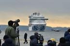 Nóng từ ổ dịch virus corona trên tàu du lịch bị cách ly, thêm 60 người nhiễm