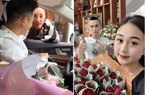 """Valentine """"chồng nhà người ta"""": Tặng vợ xe sang 3 tỷ, mua bó hoa hồng toàn tờ 500 nghìn đồng"""
