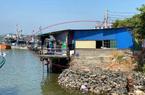 Quảng Ngãi: Lộng hành lấn chiếm, san lấp trái phép khu vực cảng để kinh doanh
