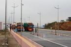 Quảng Ninh: 162 container hàng hóa XNK qua cầu Bắc Luân II