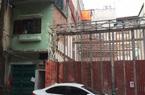 """Hà Nội: Dừng xây dựng công trình """"khủng"""" ở Trúc Bạch gây nứt nhà dân"""