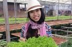 Cô gái trẻ biến phế thải nông nghiệp thành phân bón hữu cơ